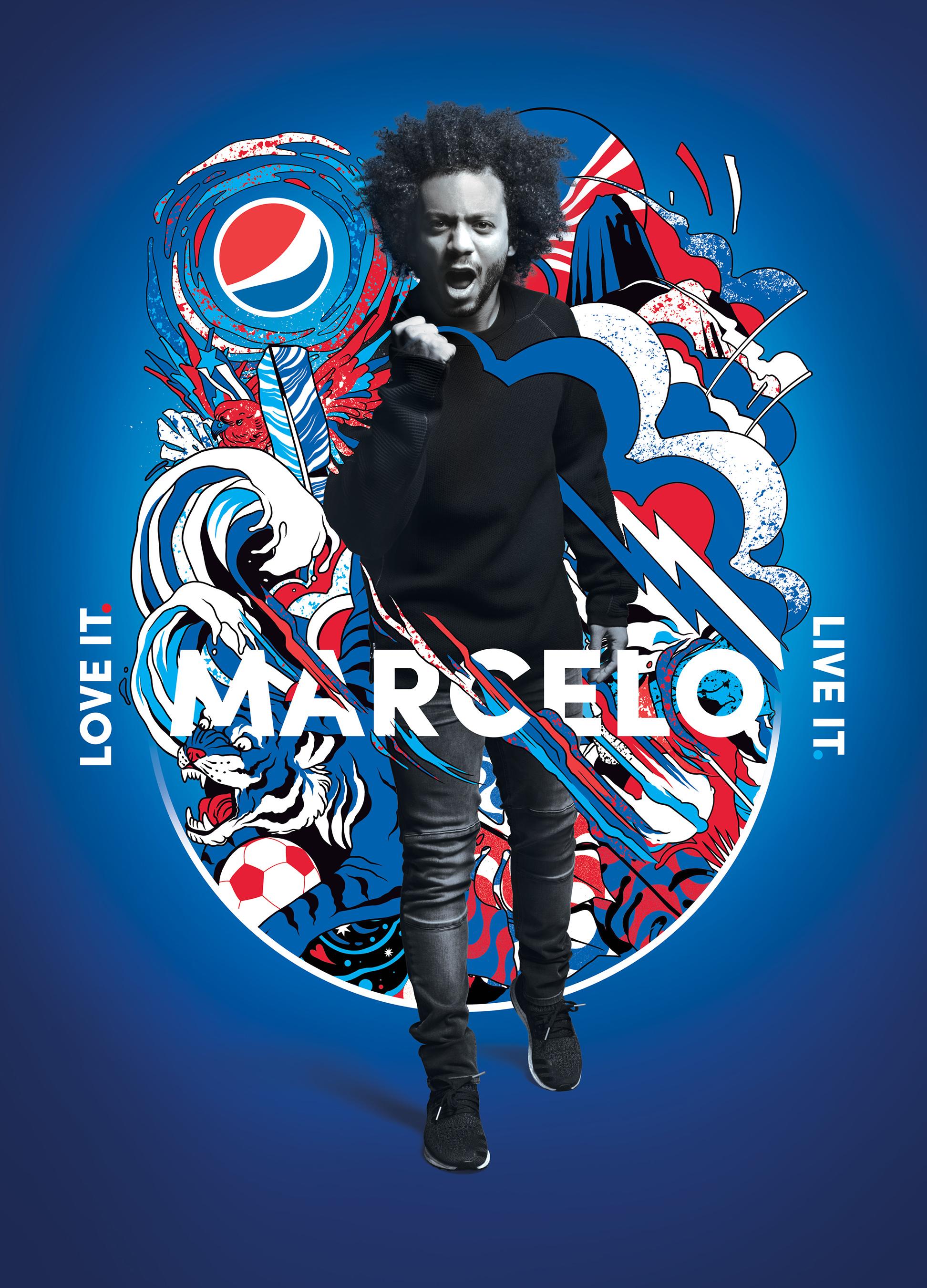 Pepsi Lance Sa Nouvelle Campagne Quot Love It Live It