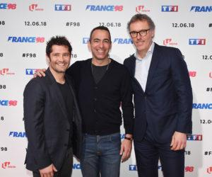 TF1 et la U Arena pour sublimer le «match de légende» FRANCE 98 vs FIFA 98 le 12 juin