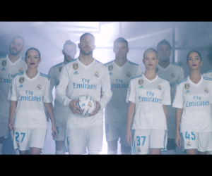 Emirates met en scène le Real Madrid juste avant le match contre le PSG