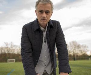 José Mourinho consultant pour la chaîne Russia Today à l'occasion de la Coupe du Monde 2018