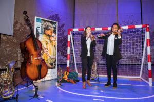 L'Euro féminin 2018 de Handball mise sur le classique avec la Philharmonie de Paris pour sa musique officielle