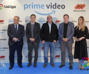 Une série documentaire sur LaLiga bientôt disponible sur Amazon Prime Video