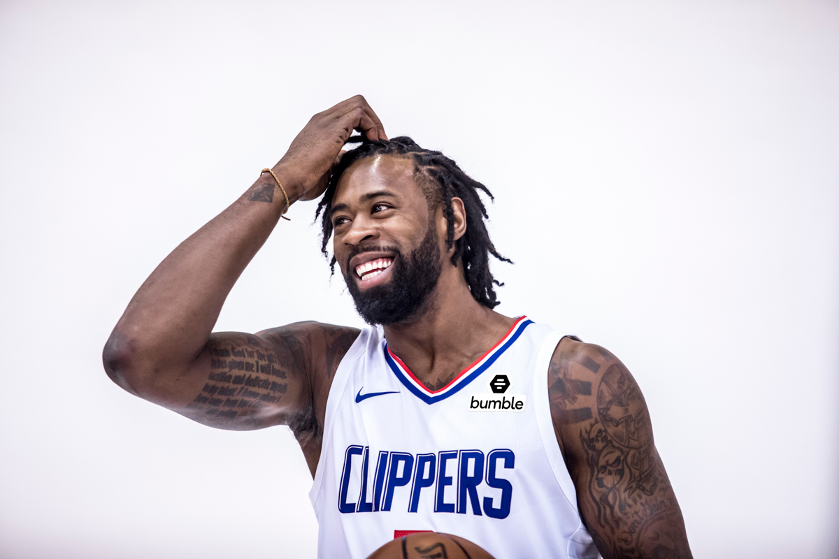 Bumble dating and la clippers