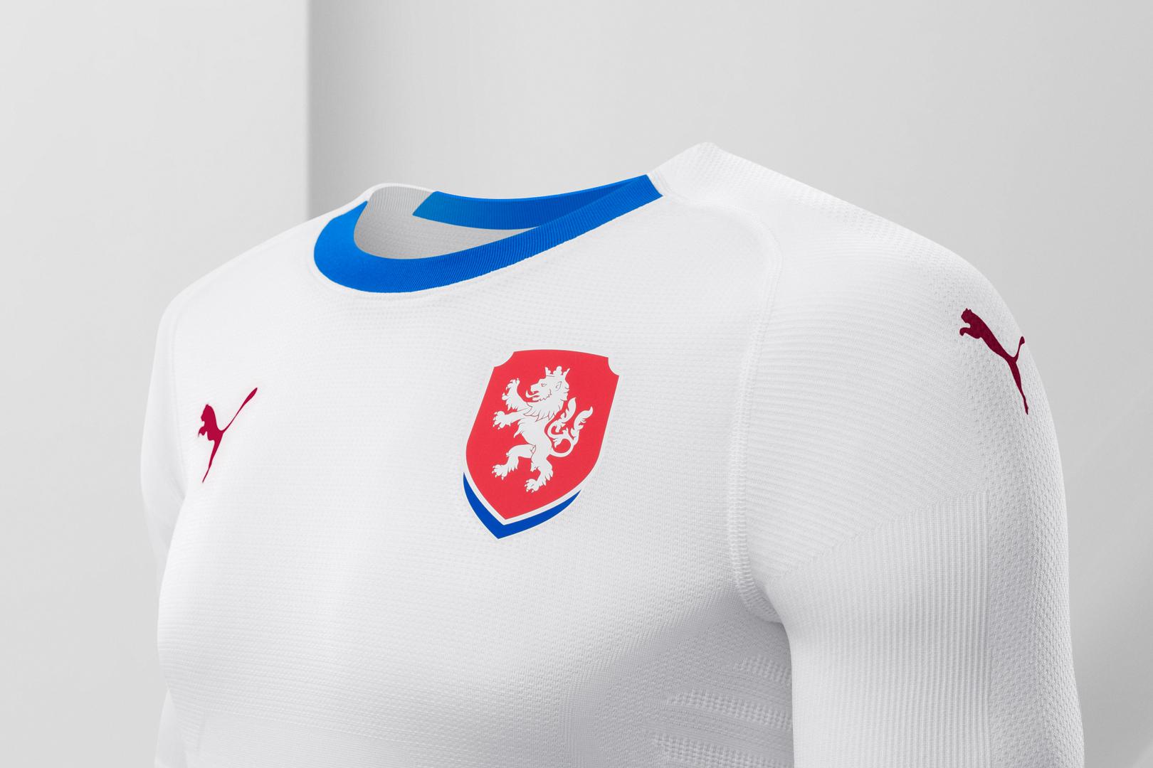 puma d voile les maillots ext rieurs de ses 4 nations qualifi es pour la coupe du monde 2018. Black Bedroom Furniture Sets. Home Design Ideas