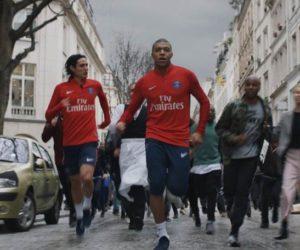 Nike lance sa nouvelle publicité «Choose Go» avec Kobe Bryant, Kylian Mbappé ou encore Edinson Cavani