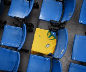 Nike dévoile les nouveaux maillots du Brésil pour la Coupe du Monde 2018
