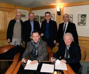 Groupama partenaire de l'AJ Auxerre jusqu'en 2021