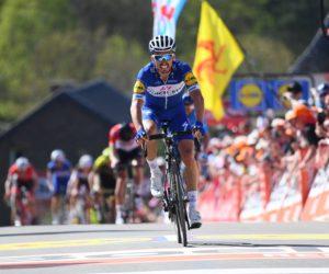 16 000€ de primes pour Julian Alaphilippe, vainqueur de la Flèche Wallonne 2018