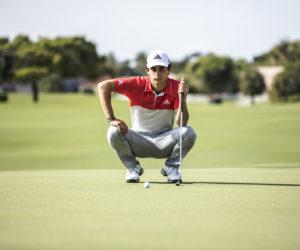 adidas s'associe au jeune golfeur Joaquin Niemann