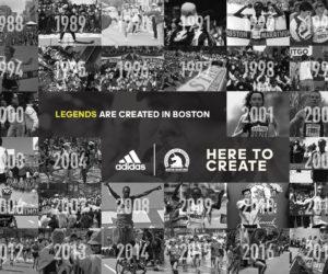 adidas offre un souvenir vidéo personnalisé aux 30 000 coureurs du Marathon de Boston