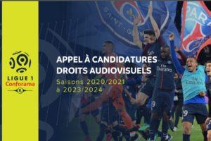 Nouveaux horaires, lots… Les détails de l'appel d'offres des droits TV de la Ligue 1 Conforama (2020-2024)