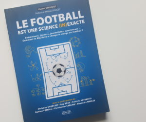 Concours – Nous vous offrons 3 exemplaires du livre «le football est une science (in)exacte (Amphora)