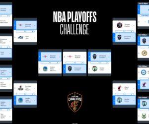 La NBA invite les Fans en France à remplir leur Bracket avec «NBA Playoffs Challenge»