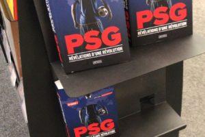 Le livre «PSG – Révélations d'une Révolution», un record de ventes pour les éditions Amphora