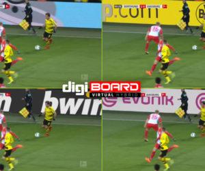 Lagardère Sports Germany va travailler avec ADI pour la publicité virtuelle en Bundesliga