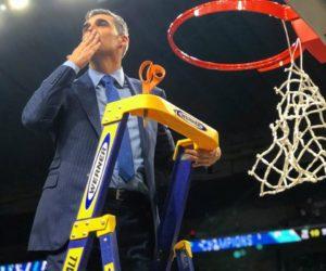 NCAA Basketball – Qui sont les 2 sponsors «ciseau et escabeau» de la cérémonie du net-cutting ?