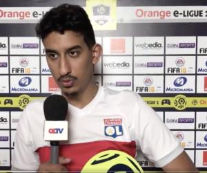 Un joli chèque pour «Rafsou» (OL eSports), champion de France 17-18 de l'Orange e-Ligue 1