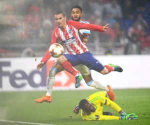 Le sponsor maillot de l'Atlético de Madrid dans le viseur du CSA. Une amende à venir pour M6 et beIN SPORTS ?