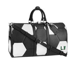 Combien coûte le sac Louis Vuitton noir et blanc des Bleus champions du monde 2018
