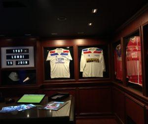 L'Olympique Lyonnais inaugure son musée, projet phare d'OL City