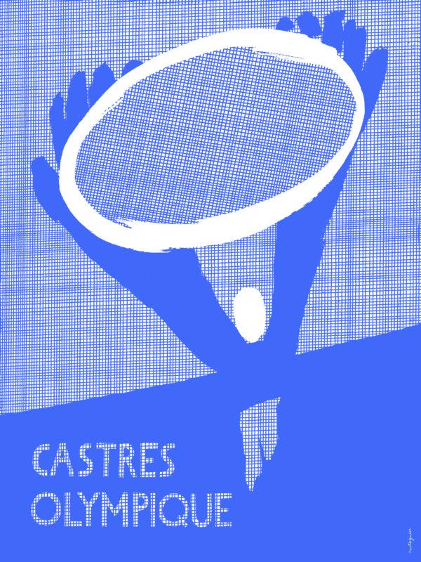 Castres affiche TOP14