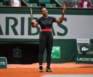 Tennis – 4 anecdotes sur la combinaison Nike de Serena Williams pour Roland-Garros 2018