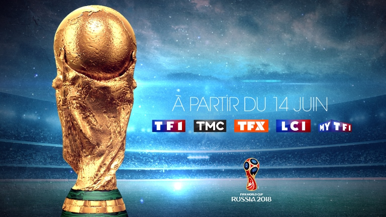 Dispositif Coupe du Monde Groupe TF1