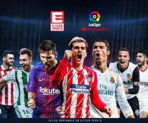 Droits TV – Eleven Sports s'offre LaLiga au Royaume-Uni et Irlande