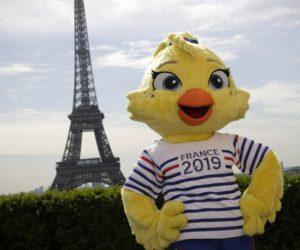 Ettie, la fille de Footix, est la mascotte de la Coupe du Monde féminine 2019 de football organisée en France