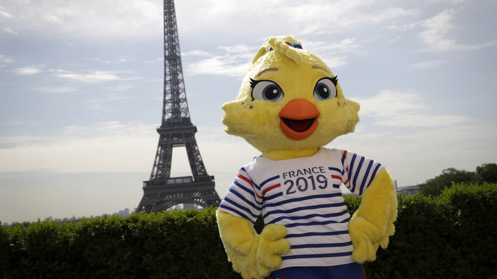 Ettie mascotte du Mondial féminin 2019