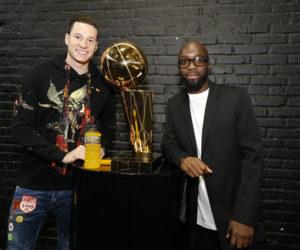 La NBA officialise le lancement de son partenariat avec Heroic Sport, la boisson de Lassana Diarra