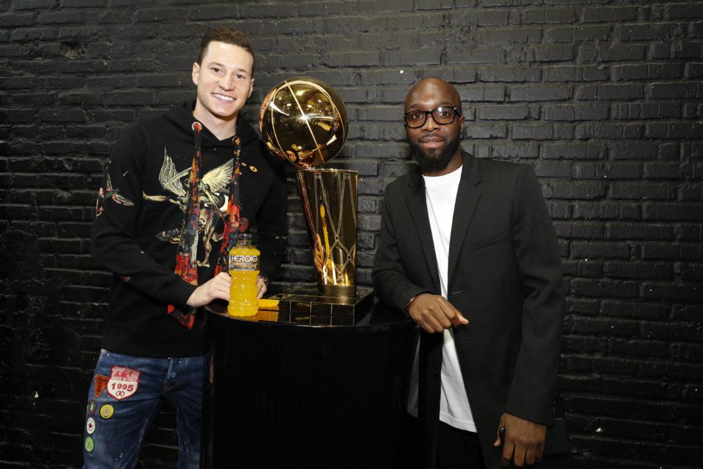 Heroic Sports devient partenaire NBA en France