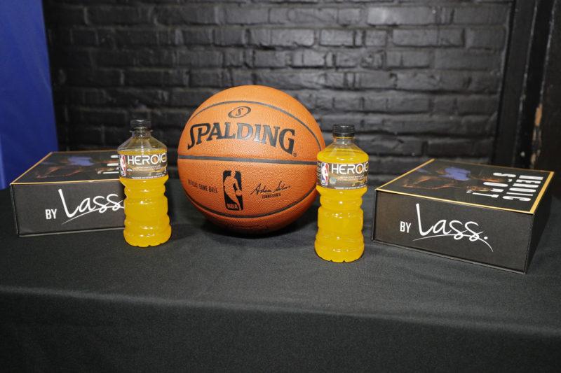 Heroic Sports partenaire NBA 1