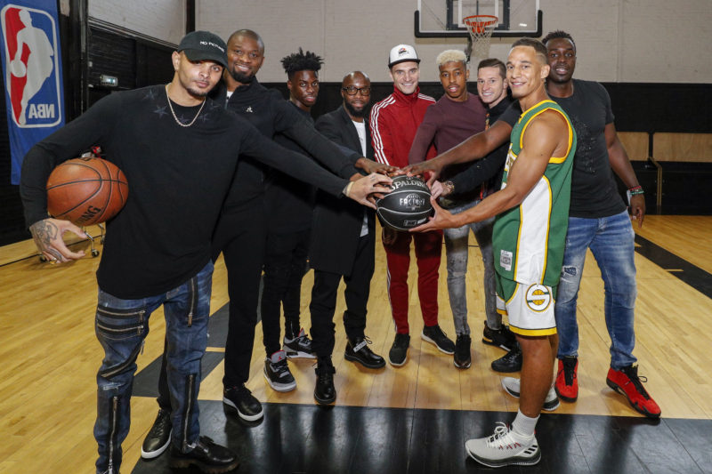 Heroic Sports partenaire NBA 2