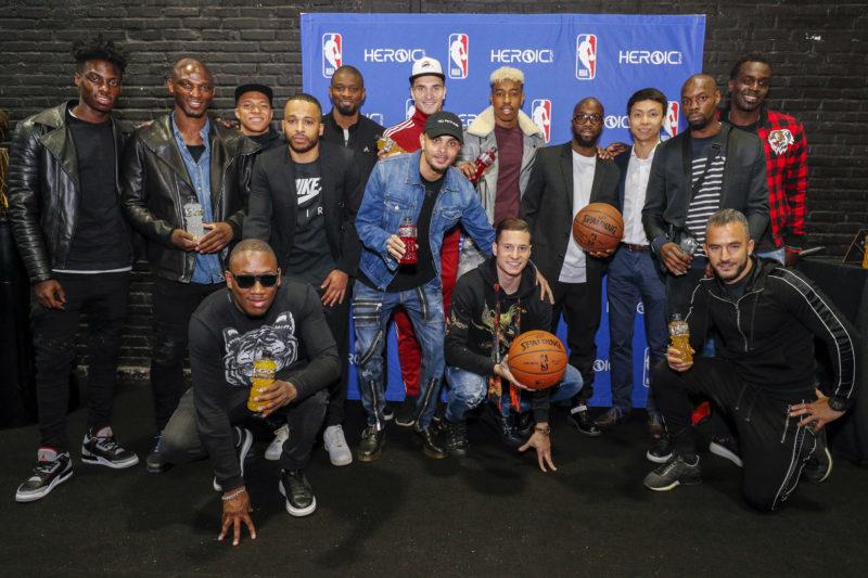 Heroic Sports partenaire NBA 4