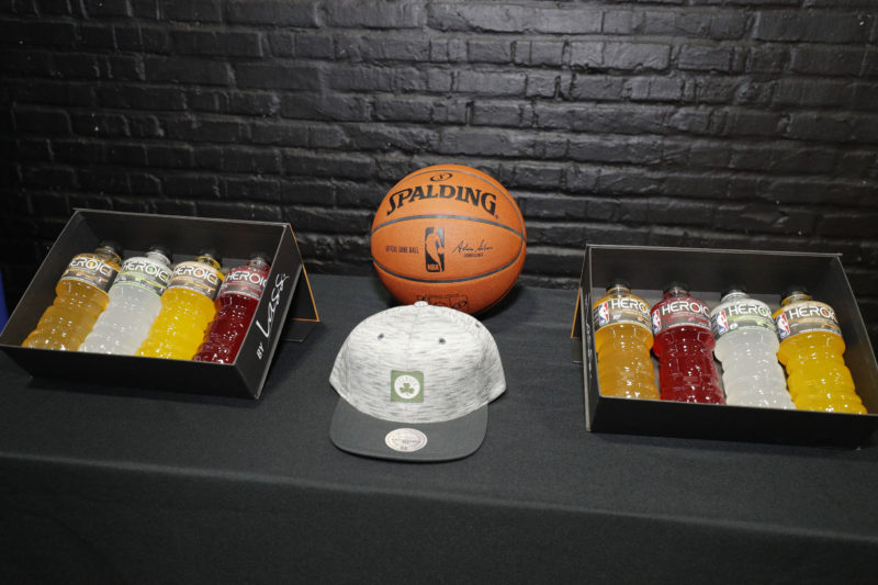 Heroic Sports partenaire NBA 6
