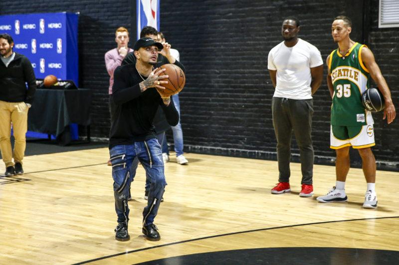 Heroic Sports partenaire NBA 7