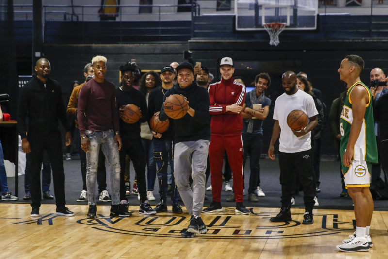 Heroic Sports partenaire NBA 8