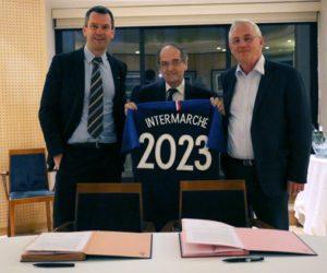 Intermarché devient partenaire majeur de la FFF jusqu'en 2023