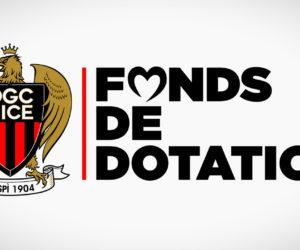 L'OGC Nice intensifie son rôle sociétal en créant son fonds de dotation