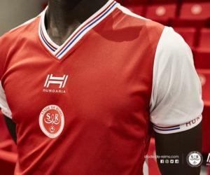 Le Stade de Reims présente son nouveau maillot domicile pour 2018-2019