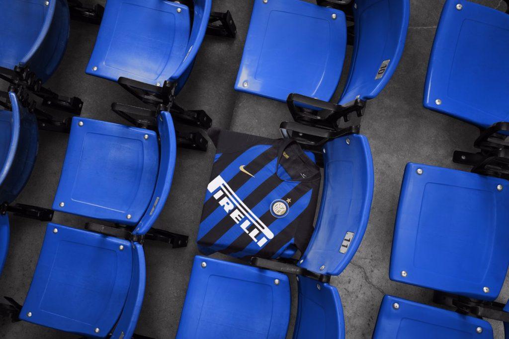 Nouveau maillot domicile Inter 2