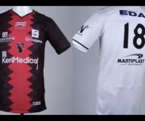 Oyonnax Rugby change de logo et présente ses nouveaux maillots Hungaria pour la saison 2018-2019