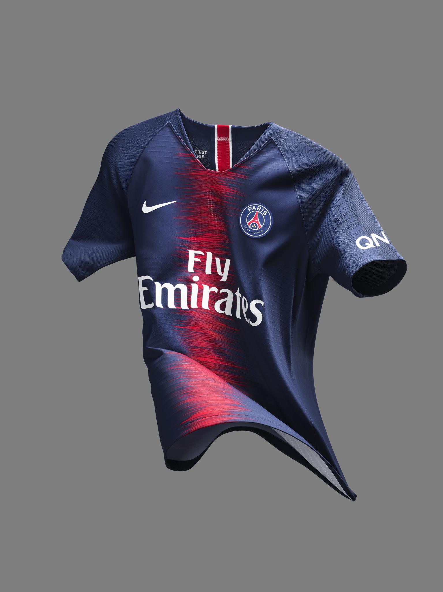 PSG HOME kit 2018 2019 nike football