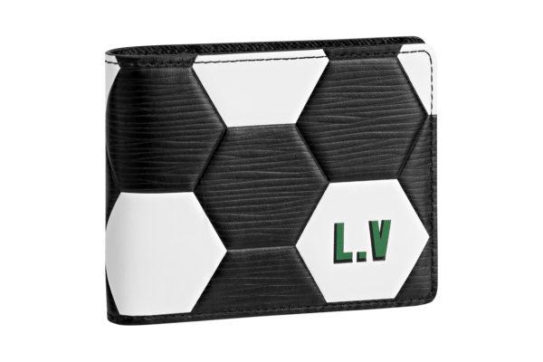 Petite maroquinerie noire Louis Vuitton Coupe du Monde 2