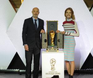 Louis Vuitton dévoile sa collection spéciale pour la Coupe du Monde 2018 en Russie