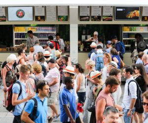 Roland Garros : 600 000€ grâce…aux Sandwichs !