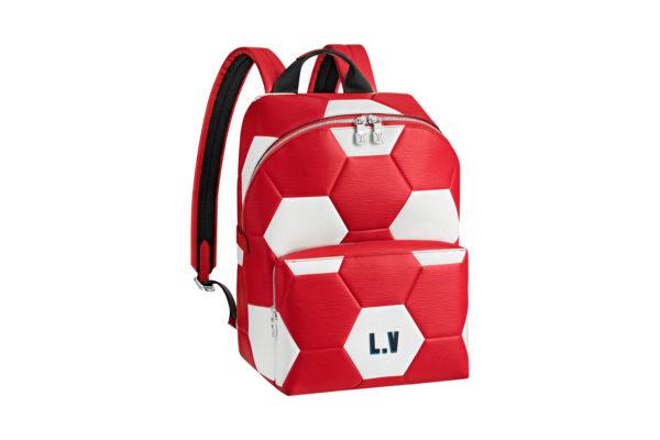 Sac Louis Vuitton Rouge Coupe du Monde