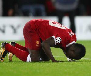 Sadio Mané fera ses premiers pas en New Balance ce soir pour la finale d'UEFA Champions League Liverpool
