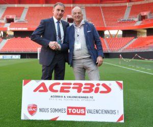 Qui est Acerbis, le nouvel équipementier du VAFC ?